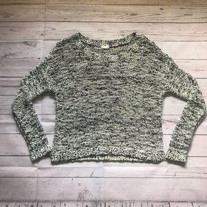 Garage Speckled Knit Sweater